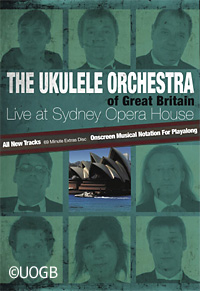 Album Cover: Live at Sydney Operahouse