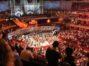 Proms-Konzert in der Royal Albert Hall