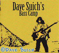 album cover Dave Suich's Bass Camp