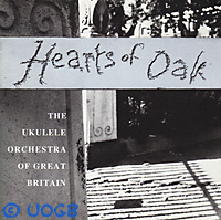 album cover Hearts of Oak