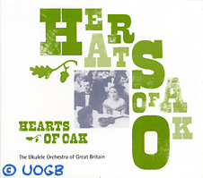 album cover Hearts of Oak - reissue