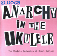 album cover Anarchy in the Ukulele
