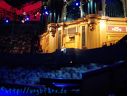 Prom 45 - Fotos aus der Royal Albert Hall
