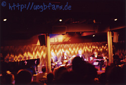 The Ukes at the Bix Club in Stuttgart